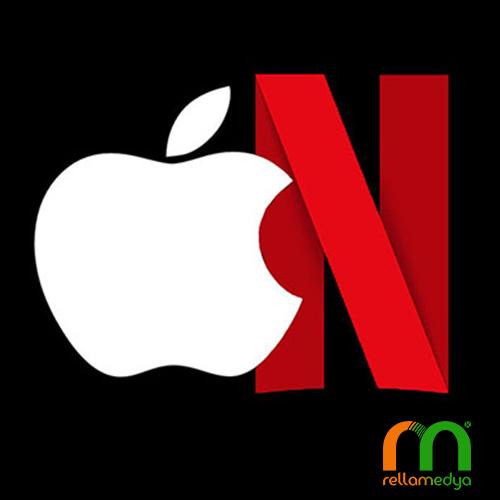 apple - netflix